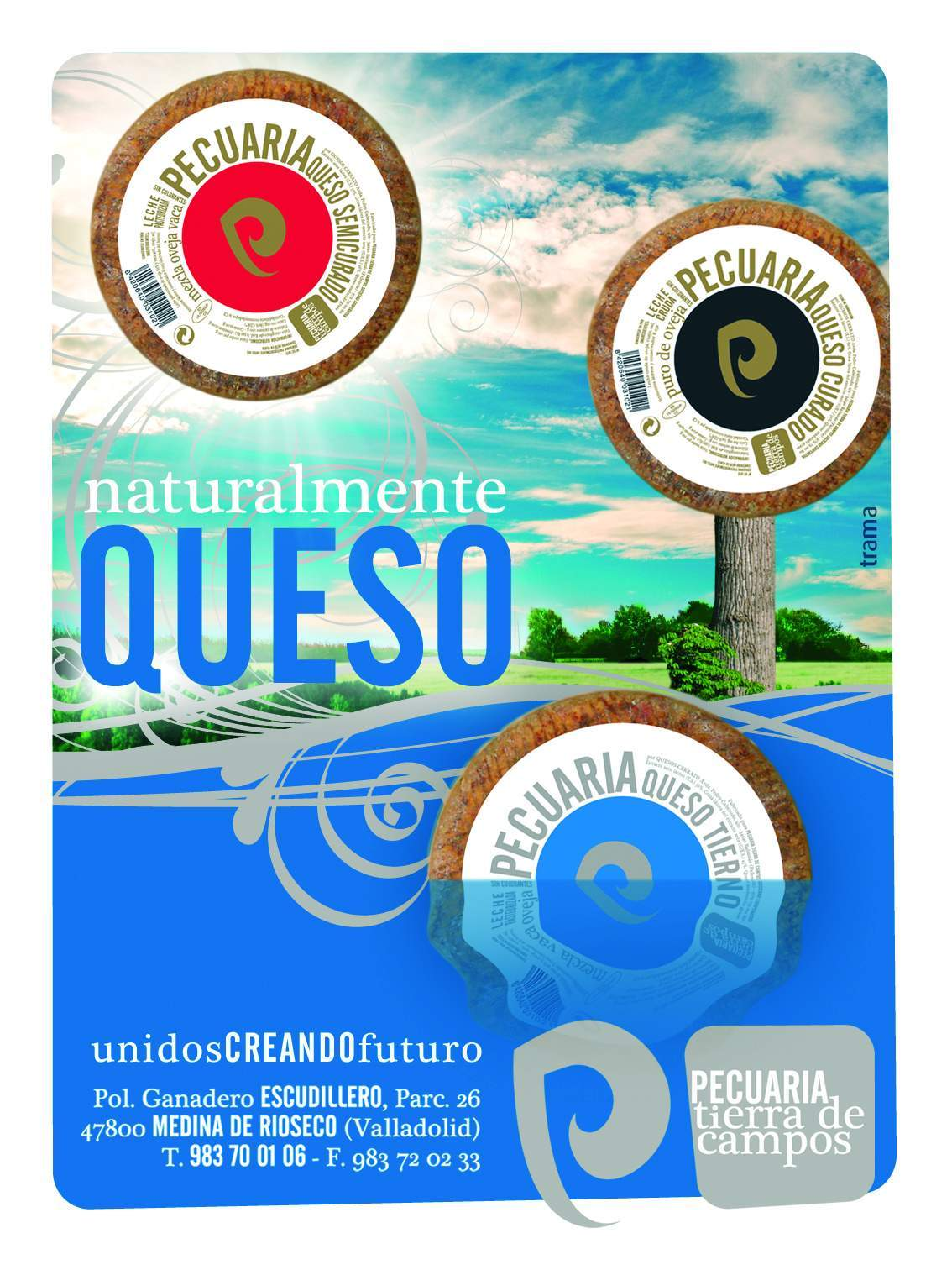 NATURALMENTE QUESO